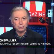 Philippe Chavellier: «Avec Régis Laspalès, nous retravaillerons ensemble»