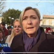 Marine Le Pen annonce une nouvelle «campagne d'emprunt» auprès des Français