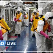Coronavirus: Séoul reste vigilante face au regain de nouveaux cas