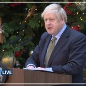 Brexit : après sa victoire, Johnson promet «de transformer le pays»