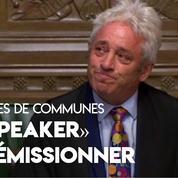 Royaume-Uni : John Bercow, président de la Chambre des Communes, va démissionner