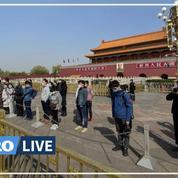 La Chine se fige 3 minutes en hommage aux victimes du Covid-19