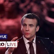 Macron à Jérusalem: la bonne attitude?