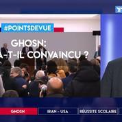 Ghosn: vous a-t-il convaincu?