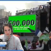 Manifestation contre la PMA : 600.000 personnes présentes selon l'organisme