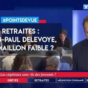 Retraites: Jean-Paul Delevoye, le maillon faible ?