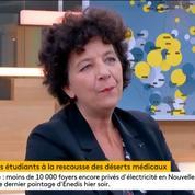 Frédérique Vidal détaille la nouvelle réforme des études de médecine