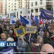 Londres: manifestation géante contre le Brexit