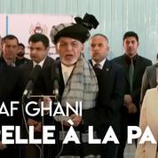 Présidentielle en Afghanistan : «La paix est le premier désir de notre peuple» (Ghani)