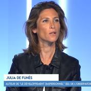 Julia de Funès: « Réduire le bonheur à cinq leçons, c'est prendre les gens pour des imbéciles »