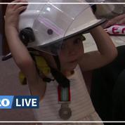 Australie: l'émouvant hommage de la fille d'un pompier décédé dans les incendies
