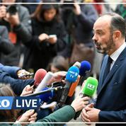 Retraites: Édouard Philippe fait le point après sa rencontre avec les partenaires sociaux