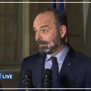 Retraites: la déclaration d'Édouard Philippe après sa rencontre avec les syndicats