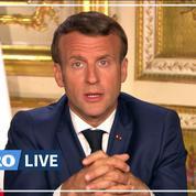 Confinement prolongé «jusqu'au 11 mai»: revivez l'allocution d'Emmanuel Macron