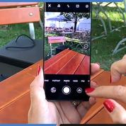 Première prise en main du Huawei Mate 30 Pro