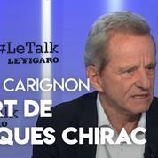 Alain Carignon sur la mort de Jacques Chirac : «C'est une partie de l'histoire de France qui s'achève»