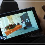 En Autriche, des funérailles virtuelles pour faire son deuil malgré le coronavirus