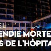 Créteil : incendie mortel dans un immeuble jouxtant un hôpital