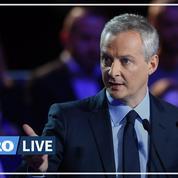 Coronavirus: «Il n'y a pas de pénurie de produits alimentaires», annonce Bruno Le Maire