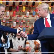 Texas : Trump et Arnault inaugurent un nouvel atelier Louis Vuitton