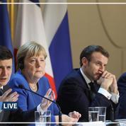 Kiev et Moscou relancent le processus de paix, mais sans calendrier