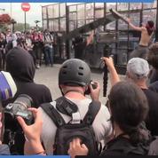 Légers incidents à Bayonne ce samedi 24 août lors d'une manifestation anti-G7