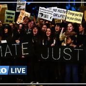 COP25: manifestation à Madrid aux côtés de Greta Thunberg