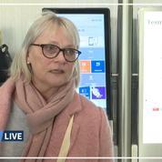 Coronavirus: des touristes coincés à l'aéroport après l'annonce surprise de Trump
