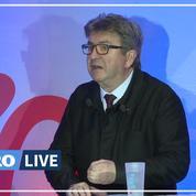 Jean-Luc Mélenchon affirme qu'il «veut régler ses comptes» avec Emmanuel Macron en 2022