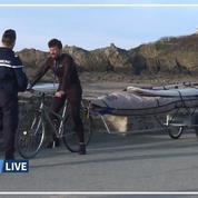 Coronavirus: les patrouilles de contrôle à pied d'œuvre sur les plages bretonnes