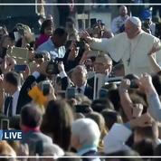 Manifestations violentes au Chili: le Pape appelle au dialogue