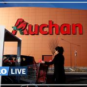 Auchan a besoin de «profils nouveaux» face à la concurrence, selon la direction