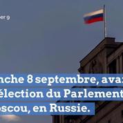 Élections au Parlement de Moscou : revers pour Vladimir Poutine