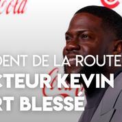 États-Unis : l'acteur Kevin Hart blessé dans un accident de la route