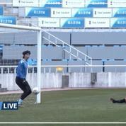 Football: crachats interdits, serrage de main prohibés...les règles strictes de la reprise du championnat sud-coréen