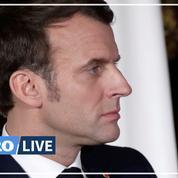 Fermeture des frontières: «Il faut s'en remettre aux scientifiques», justifie Macron