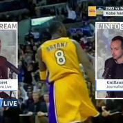 Kobe Bryant: vos souvenirs d'une légende du basket