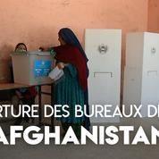 Afghanistan : ouverture des bureaux de vote pour une présidentielle à risque
