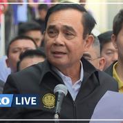 Tuerie en Thaïlande: le premier ministre déplore 26 morts