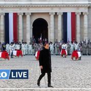 Militaires morts au Mali: Macron rend hommage à «treize destins français»