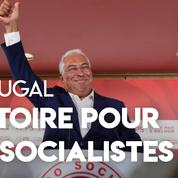 Portugal : le Parti socialiste d'Antonio Costa largement reconduit aux législatives