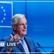 Brexit: «Nous sommes prêts à proposer un accord commercial», affirme Barnier