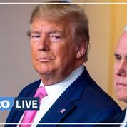 États-Unis: Donald Trump charge le vice-président de la lutte contre le coronavirus