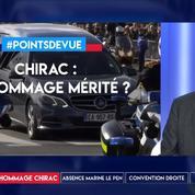Chirac : des hommages mérités ?