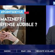 Matzneff: une défense audible?