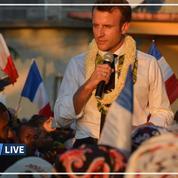 Immigration: à Mayotte, Macron se félicite de «l'action efficace de l'État»