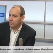 Retraites: «S'il y a du 49.3, c'est du délire», prévient Laurent Berger