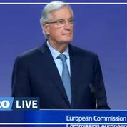 Brexit : Michel Barnier détaille l'accord trouvé entre l'UE et le Royaume-Uni