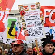 Retraites: revivez la manifestation contre la réforme à Paris