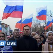 À Moscou, l'opposition manifeste contre Vladimir Poutine